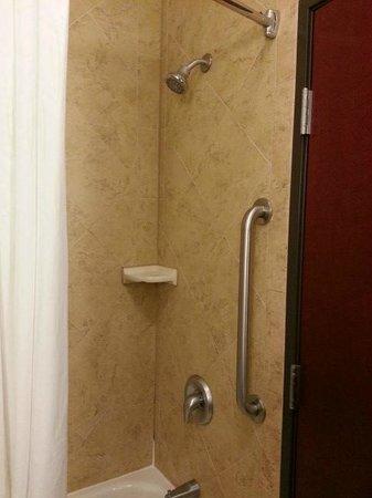 Comfort Suites Near Texas A&M - Corpus Christi : Shower