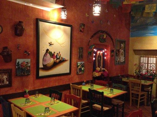 Ristorante cucara macara in roma con cucina messicana - Cucina messicana roma ...
