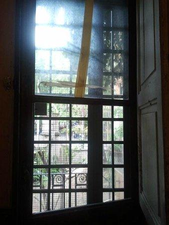 Hotel Enrica: il panorama dalla finestra