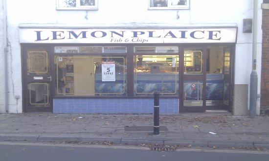 The Lemon Plaice
