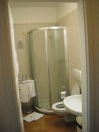 Hotel Praga 1: Bagno