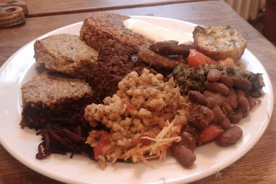 Country Life: Fantastic food