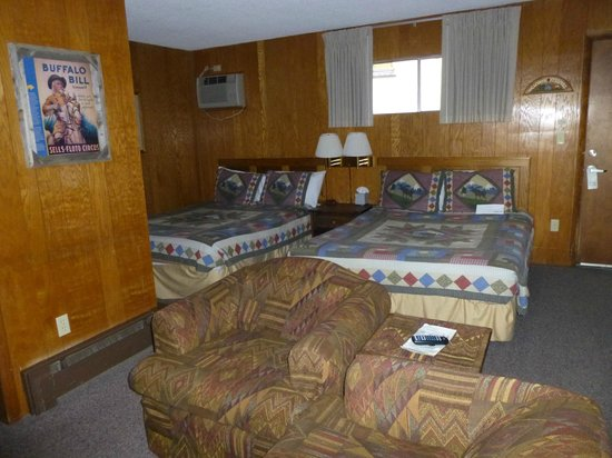 Country Lodge: Room 16