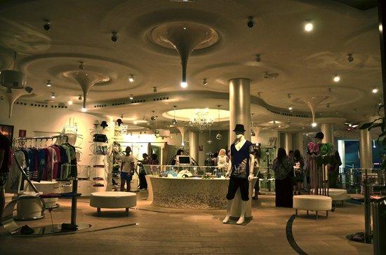 Cafe Del Mar shop