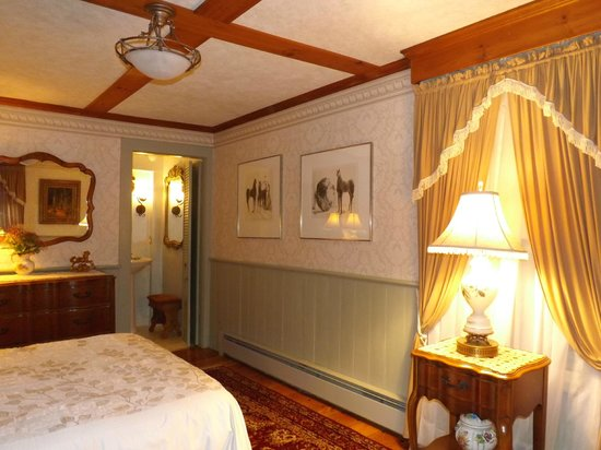 The Old Mill Bed & Breakfast: Turnbull's Study