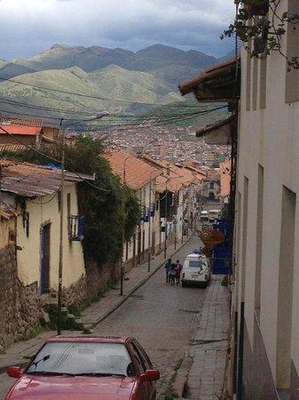 Casa de Mama Cusco-The Treehouse: San Blas area near Casa de Mama