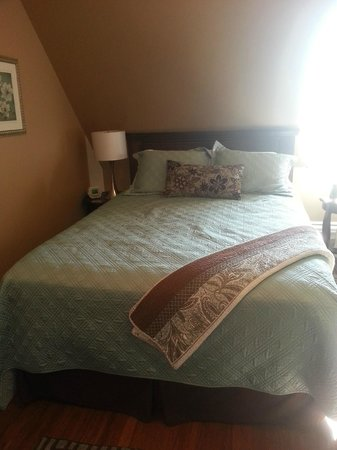 Kalamazoo House Bed and Breakfast: Bed, SO COMFY