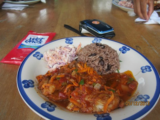 Robin's Kitchen : Robin's Red Snapper