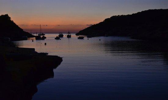 El Puerto: Sunset at the beach