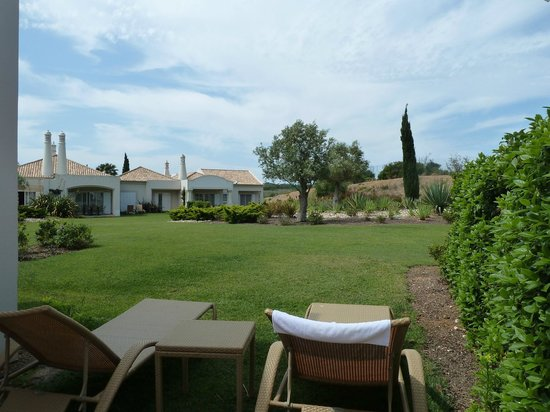 Vale d'Oliveiras Quinta Resort & Spa: View from the townhouse