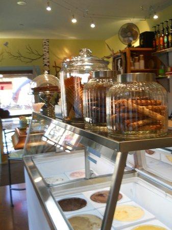 Cafe Ridgway A La Mode: yum