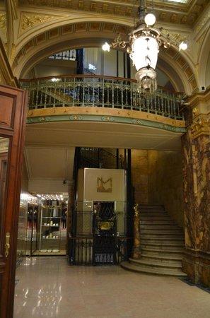 Hotel Metropole: Hall