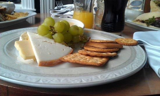 Fowey Hotel Restaurant: Great Food