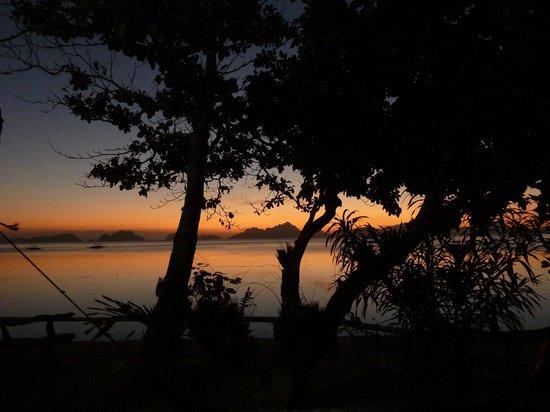 Coral Bay Resort: view