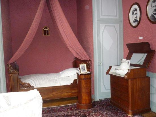 Le Musee de la Maison Natale de Charles de Gaulle: Chambre où est né Charles de Gaulle