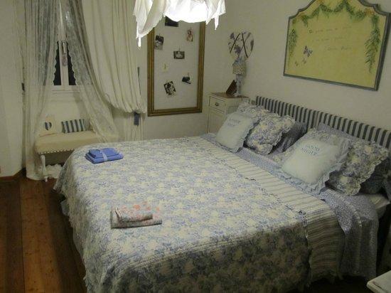 B&B Casa Nan : Bianco & azzurro!!!