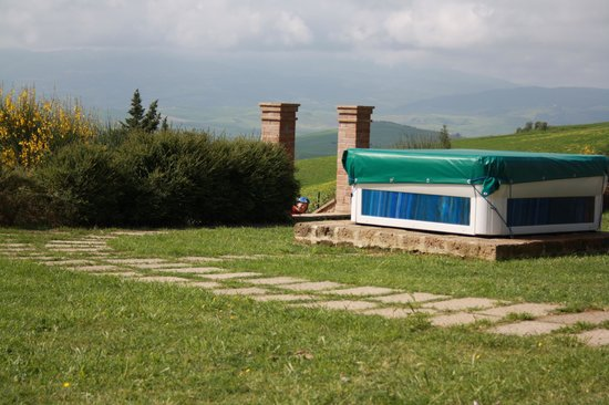 Agriturismo Casa Andrei Nuovo: Jacuzzi