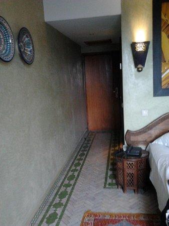 Le Soundouss Hotel : chambre