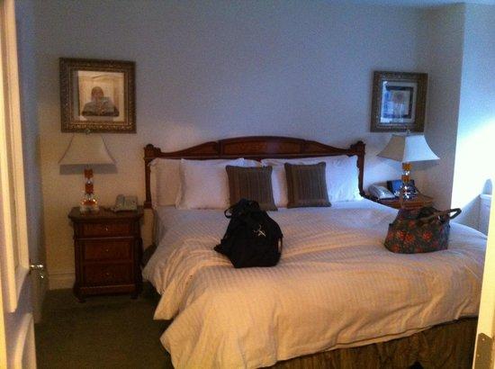 The Kimberly Hotel: Bedroom Kimberley Hotel