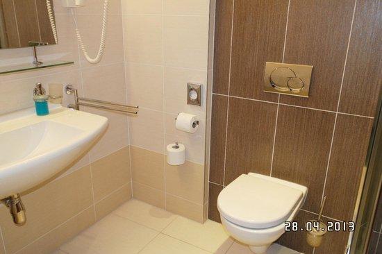 Hotel Viktor: Ванная комната