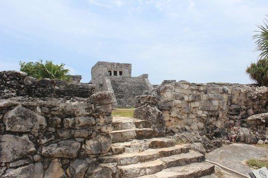Grand Palladium Kantenah Resort & Spa: Ruins at Tulum