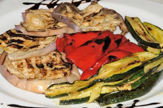 La Pinetina: L'orto alla griglia