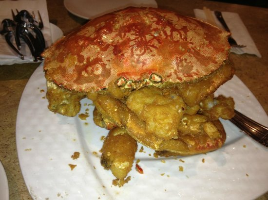 Salt & Pepper Dungeness crab - Picture of R & G Lounge, San