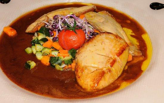 La Pinetina: foie gras