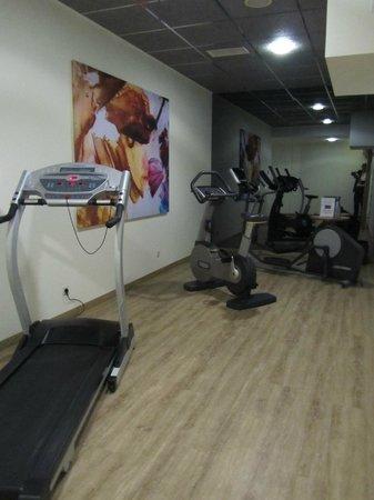 Mercure Hotel Regensburg: Fitnessraum