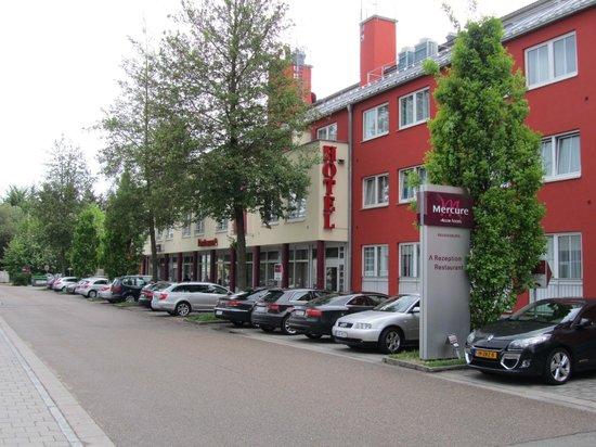 Mercure Hotel Regensburg: Hotel