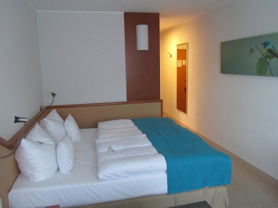 Mercure Hotel Regensburg: Zimmer
