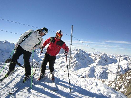 Apart-Garni Romantika : Ski