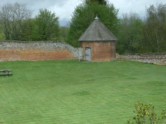 Basing House: The Dovecote