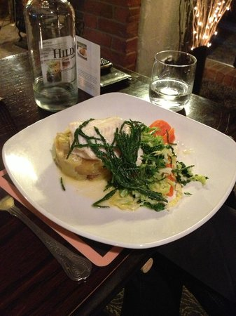 The Gamekeepers: fresh catch