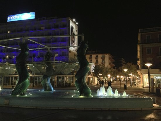 Hotel Gambrinus : Seaside monument 5 minutes walk from the hotel