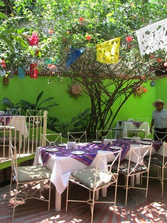 Vallarta Food Tours: Gaby's where Grandma makes the best tortilla soup in PV.