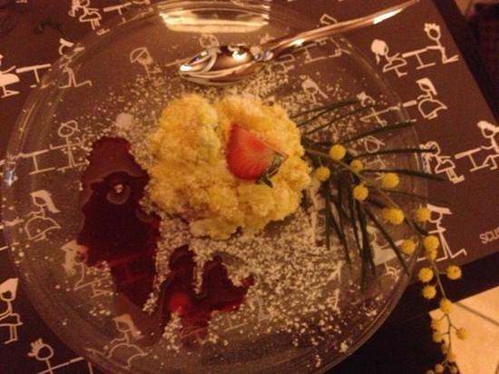 ScusaAmeri : dolce mimosa per l'otto marzo