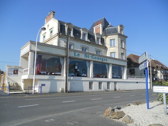 La Villa Andry : Front of hotel