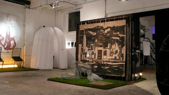 Galerie 13 avril : Exposition laurent jasmin