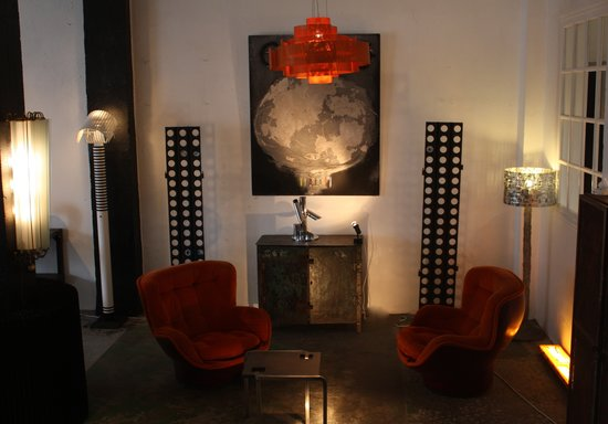 Galerie 13 avril : Art contemporain, design, vintage