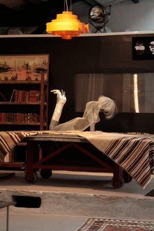 Galerie 13 avril : Sculpture Zako