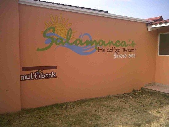 Salamanca Paradise: Entrada !!!