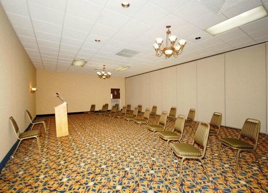 Quality Inn : Meeting Room
