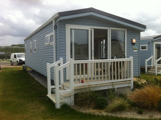 Presthaven Holiday Park: The beach house
