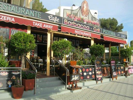 Restaurante Royal Garden: R.G.