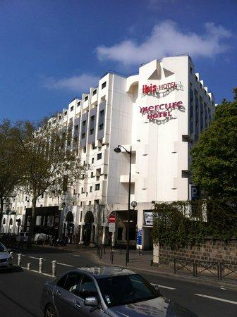 Hotel Ibis Paris Montmartre