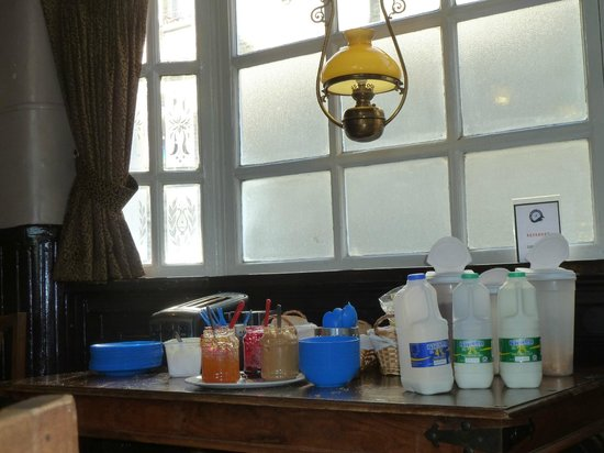 PubLove at the White Ferry House: Breakfast
