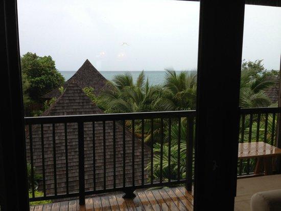Silavadee Pool Spa Resort : Balcon