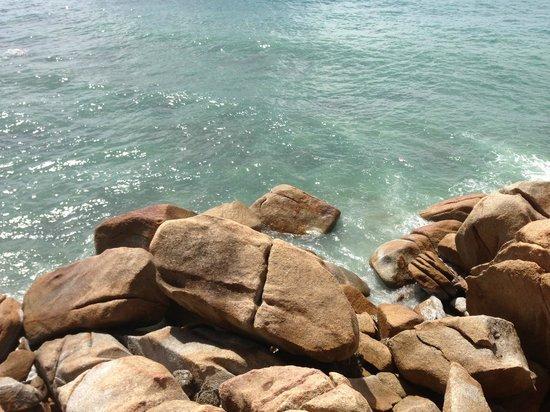 Silavadee Pool Spa Resort : Plage
