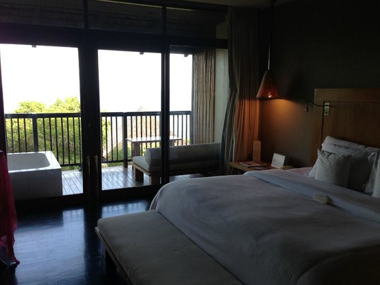 Silavadee Pool Spa Resort : Chambre